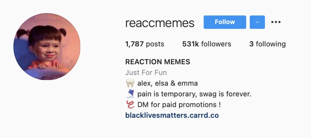 reaction video memes