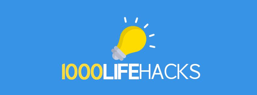 life hacks Facebook channels