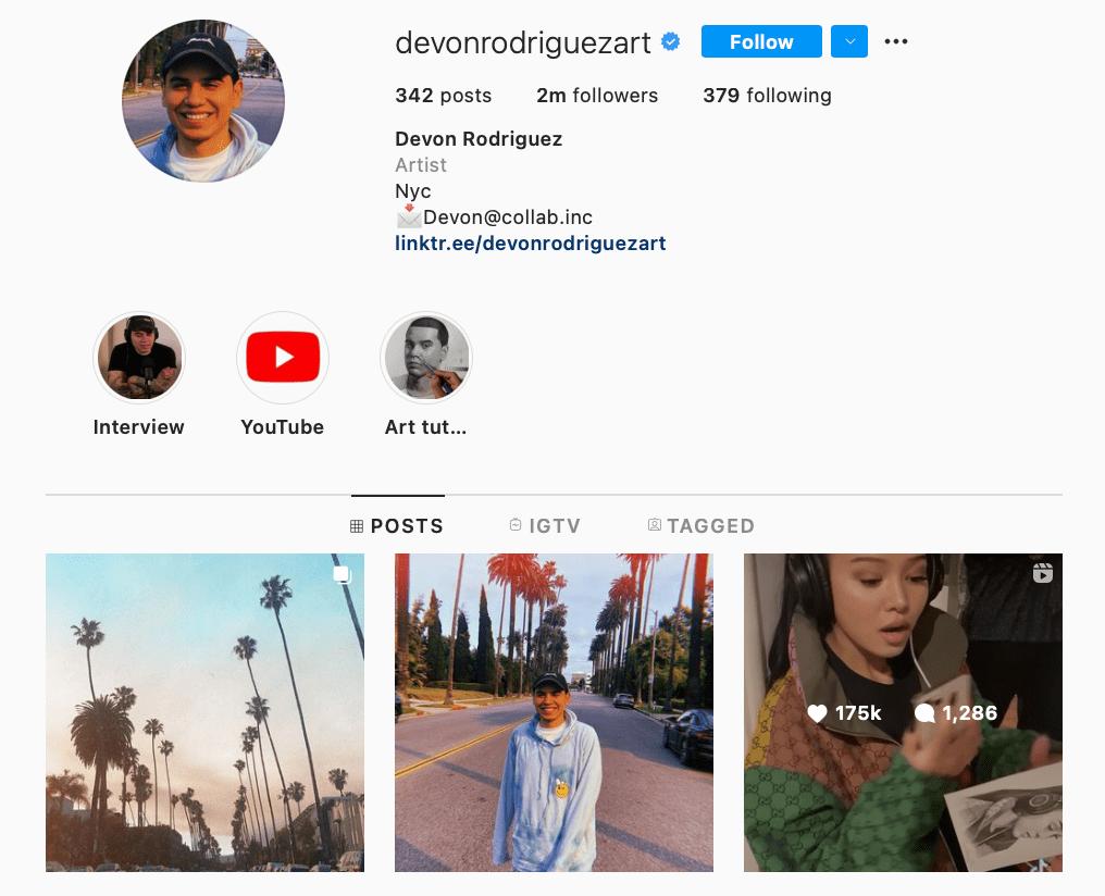 Instagram reels influencers